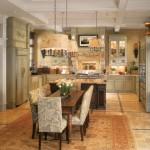 Мебель для кухни в английском стиле