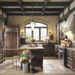 Оформление интерьера кухни в английском стиле