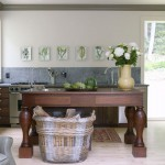 Кухня в стиле арт-деко