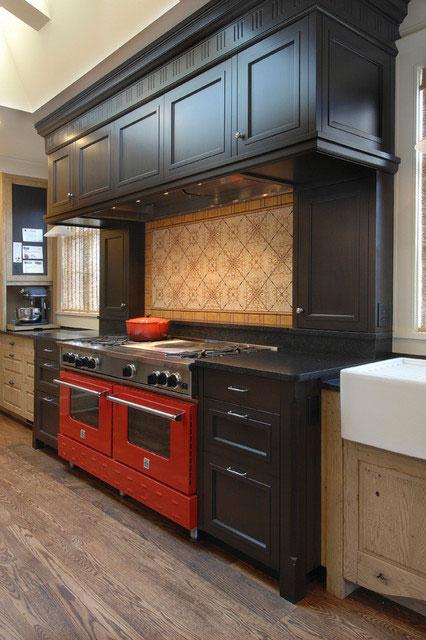 Традиционная цветовая палитра для кухни