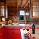 Какой цвет выбрать для кухни - теплая палитра