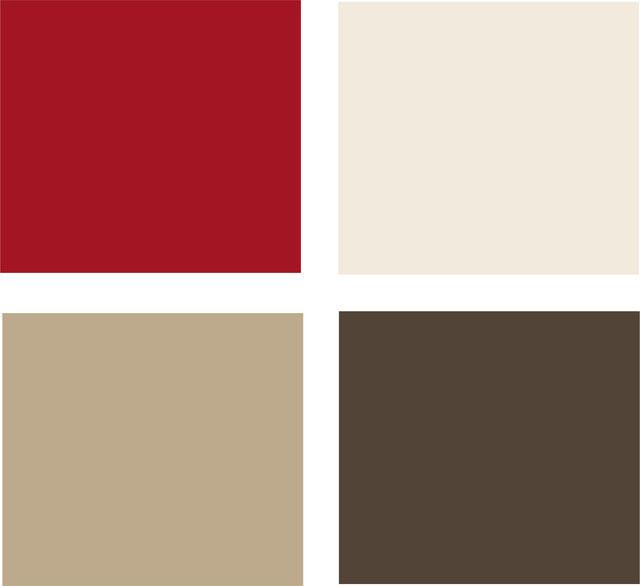 Каким цветом покрасить кухню - теплая палитра