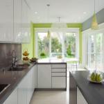 Какой цвет выбрать для кухни - холодная цветовая палитра