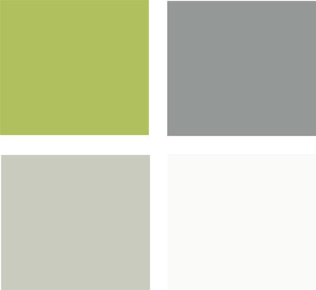 В какой цвет покрасить стены на кухне - нейтральные оттенки