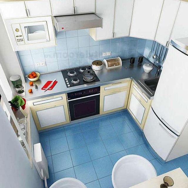 Кухня 6 кв м дизайн фото хрущевка фото