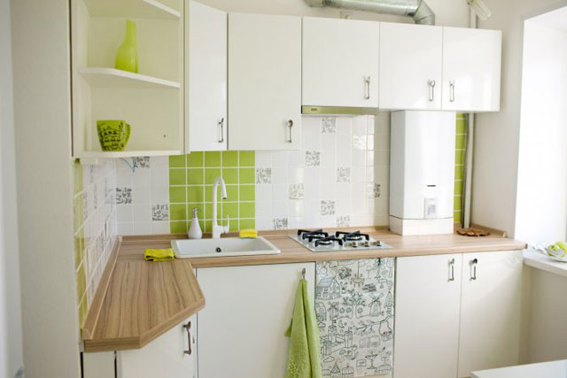 Дизайн однокомнатной квартиры без перепланировки