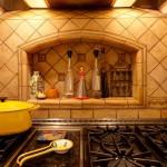 Отделка кухни в итальянском стиле