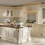 Итальянская кухня в стиле классика