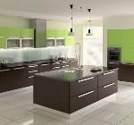 Кухня в стиле минимализм