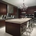 Гранитная столешница на кухне - не только красиво, но и практично