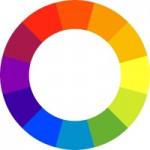 Как выбрать цвет кухни с помощью цветового круга