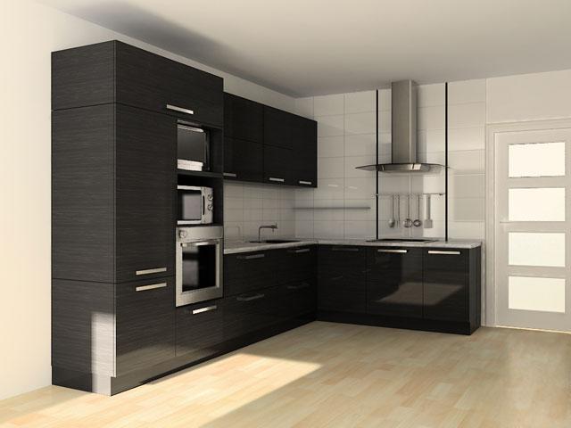 Дизайн угловой кухни - неограниченный выбор творческих решений