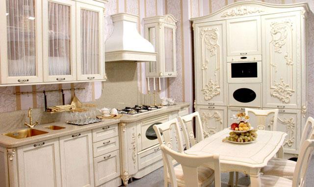 мебель для кухни барокко