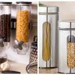 гаджеты для кухни - емкости для хранения круп