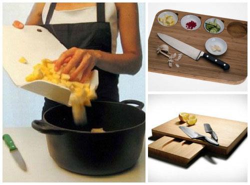 гаджеты для кухни - разделочные доски