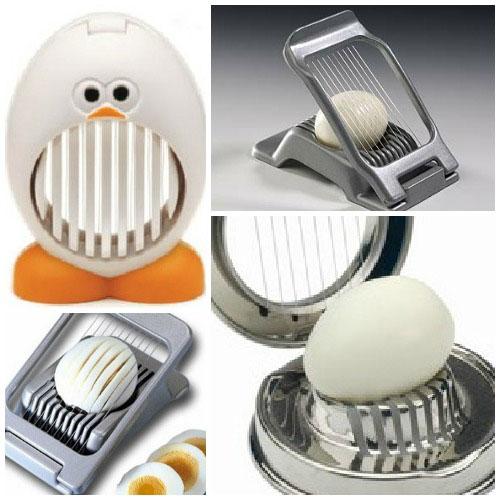 гаджеты для кухни - яйцерезки