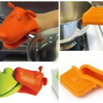 гаджеты для кухни - модные прихватки