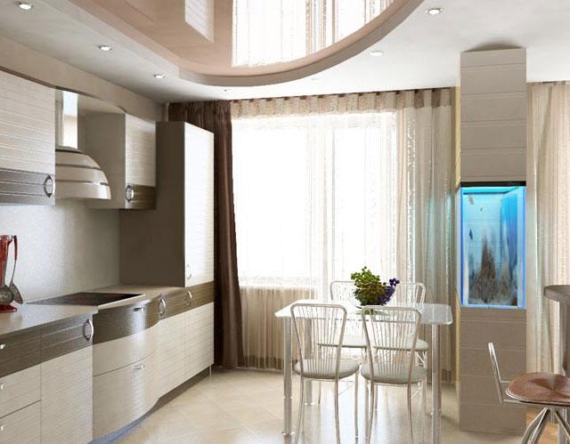 кухня дизайн обеденная фото зона