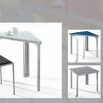 обеденный складной стол для кухни