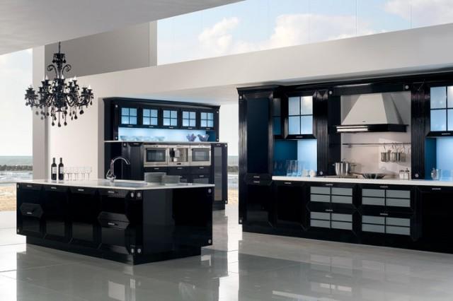Стильные кухни - вариант 1
