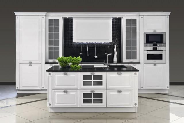 Стильные кухни - вариант 2