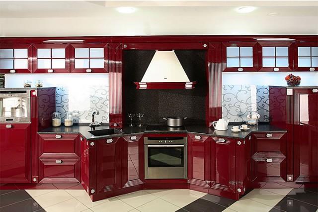 Стильные кухни - вариант 3