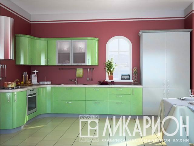 Кухни Ликарион - Анастасия