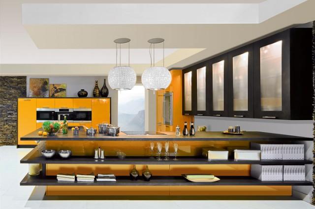 Стильные кухни - вариант 4
