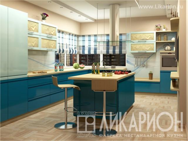 Кухни Ликарион - Ассоль