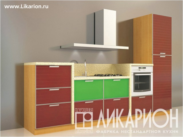 Кухни Ликарион - Элиза