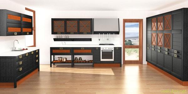Кухня Дриада - Сольвейг