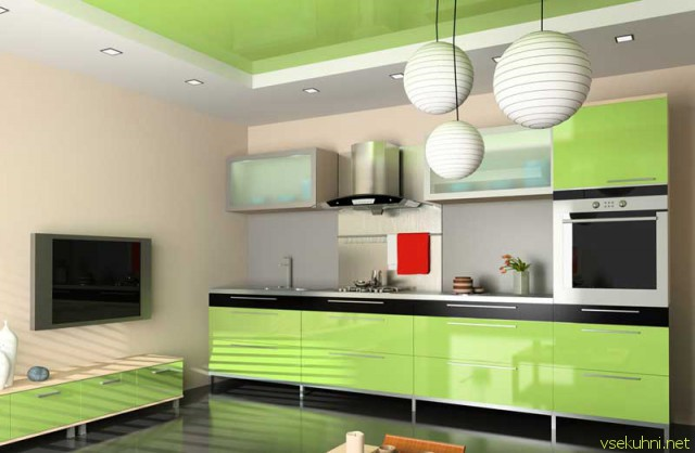 Дизайн по оформлению кухни