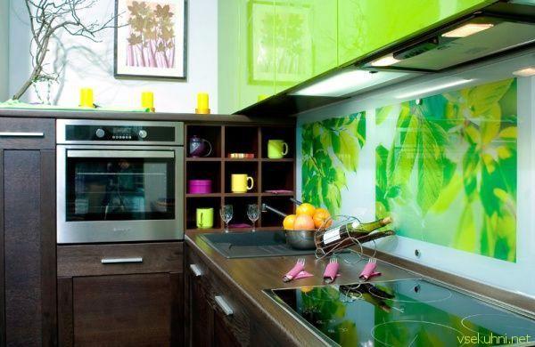 дизайн стен кухни своими руками