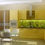 Дизайн кухни в домашних условиях