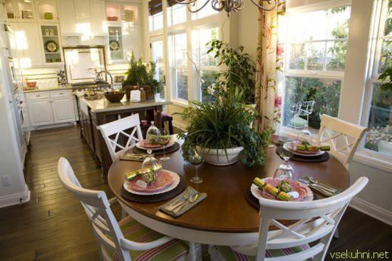 Стены кухни в частном доме своими руками фото