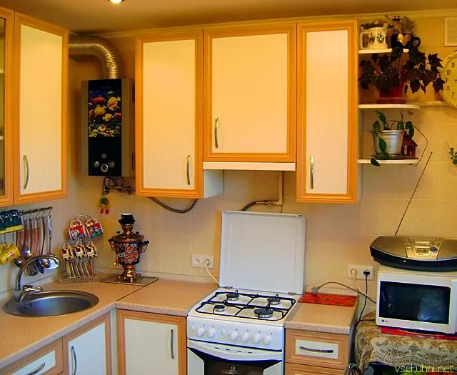 Дизайн кухни для маленькой кухни в хрущевке