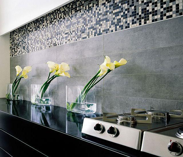 мозаика на кухонный фартук