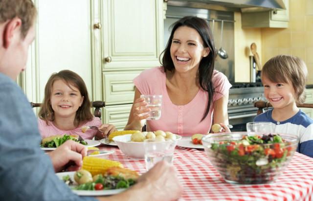 стол круглый для кухни