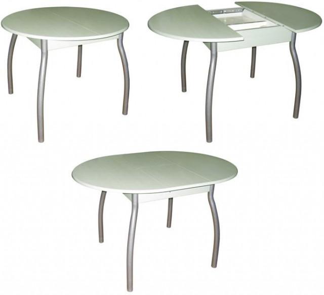 стол круглый раздвижной