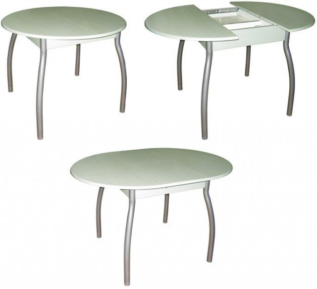 Круглый стол для кухни - залог мира и спокойствия в вашей ...: http://vsekuhni.net/mebel/kruglye-stoly-dlya-kuhni.html