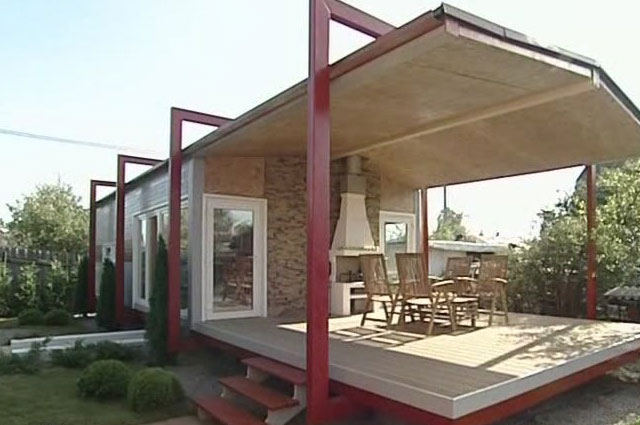 veranda pour balcon sweet home 3d xl. Black Bedroom Furniture Sets. Home Design Ideas