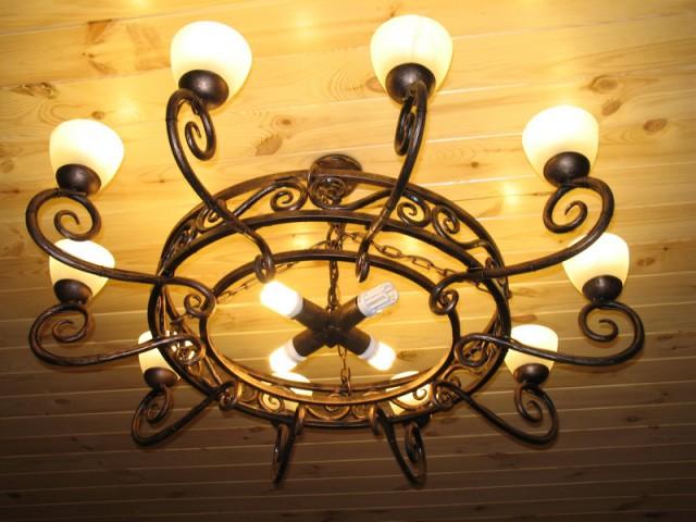 люстры для кухни подвесные