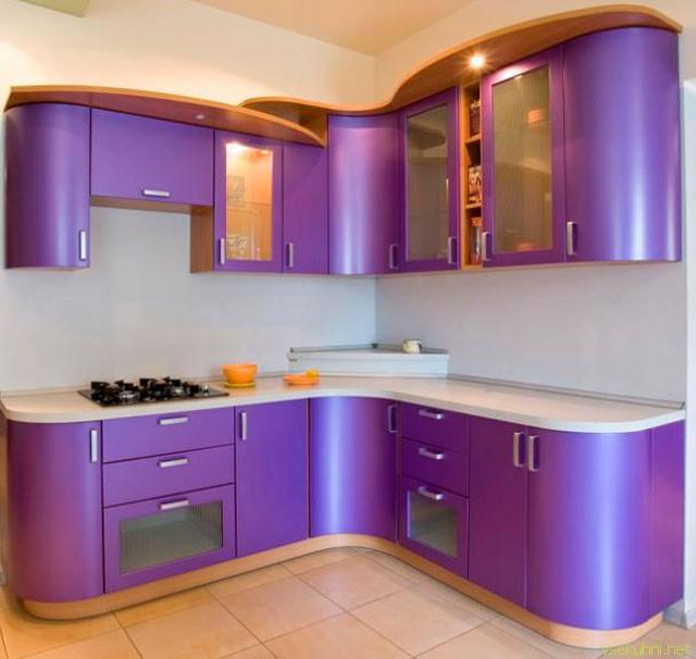 гарнитуры для маленькой кухни