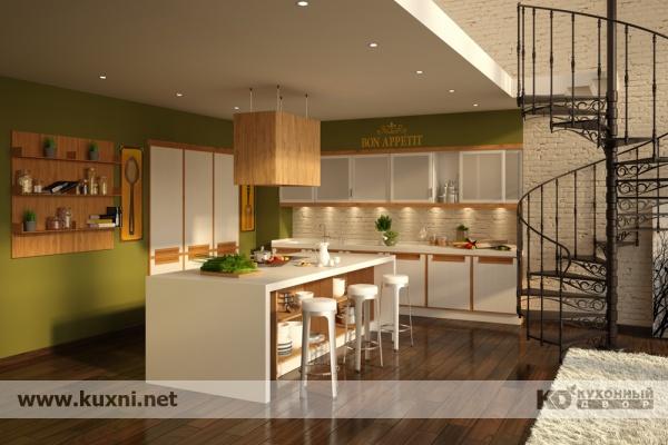 Кухонный Двор - Мерида