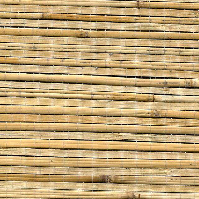 Обои для стен на кухню из бамбука