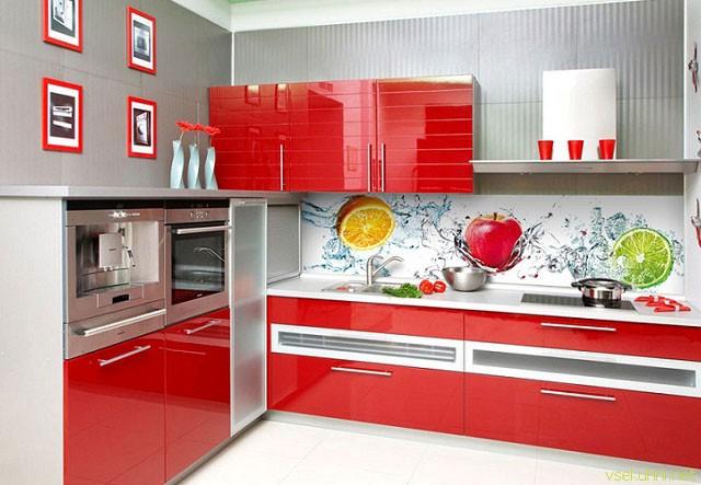 фотопечать в маленькой кухне