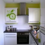 как обставить маленькую кухню 5 кв м