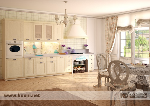 Кухонный Двор - Прованс