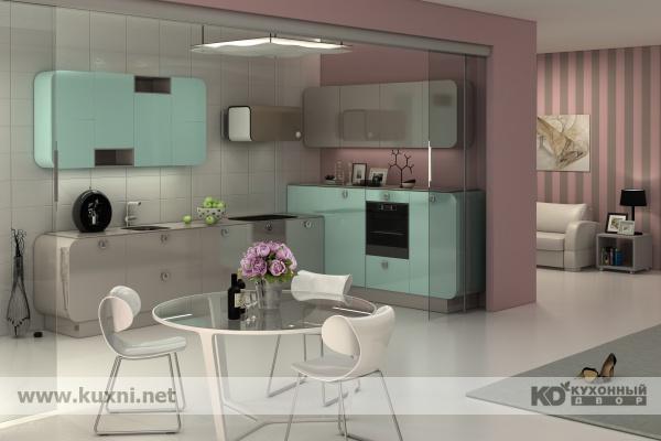 Кухонный Двор - Селена