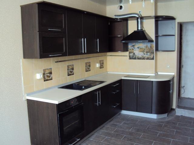 кухня венге и ваниль фото